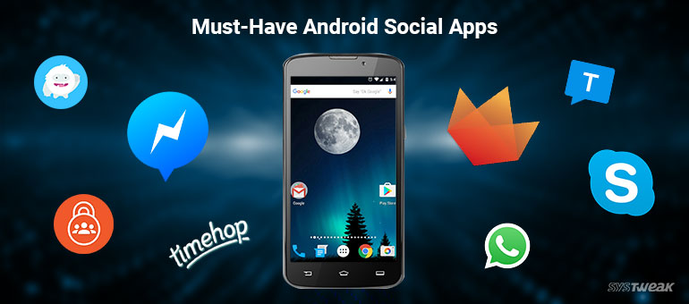 The Finest Android Apps: Going Social