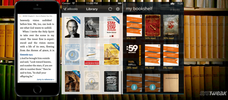 10 Best eBook Apps for Your iPhone You Can not Miss-