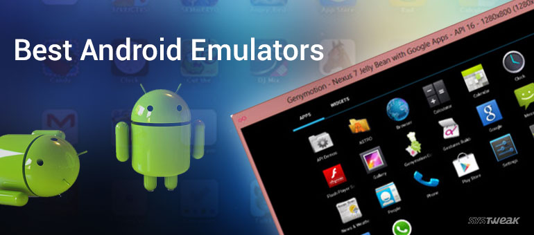 15 Best Android Emulator for PC in 2017