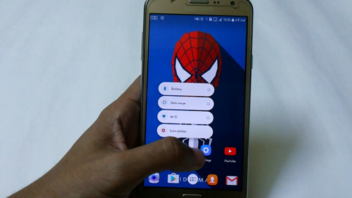 3d touch in android