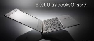5 Best Ultrabooks 2017 – Thinnest and Most Lightweight Laptops