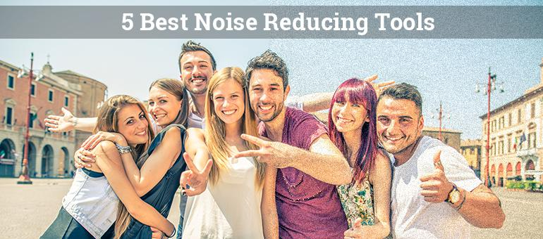 5 best noise reducation software