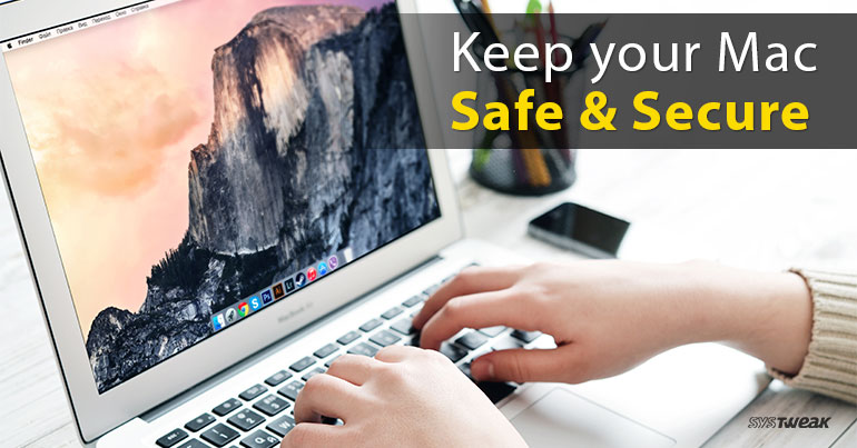 6 Tips to Protect Your Mac –  Infographic