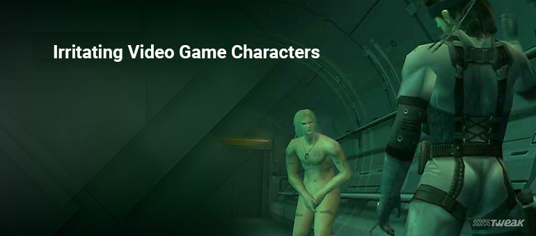 7 Extremely Annoying Supporting Characters in Video Games