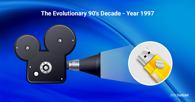 90's – The Milestone Decade for Technologies – Year 1997