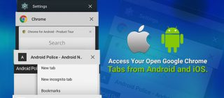 Access Your Open Google Chrome Tabs from Android and iOS