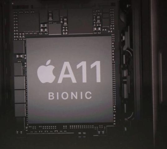 A11 Apple Chip