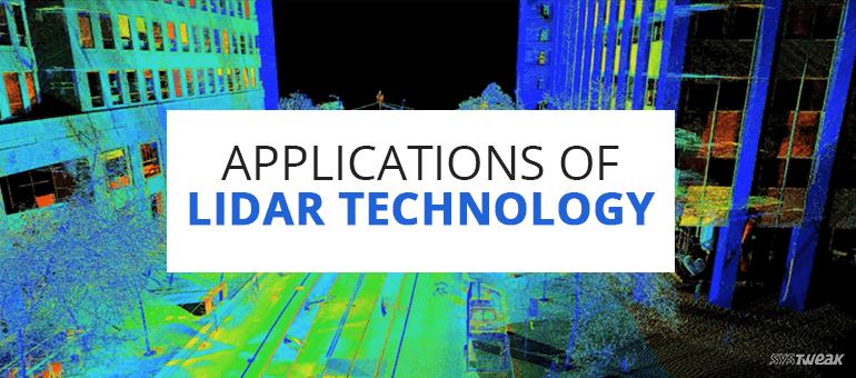 applications-of-lidar-technology
