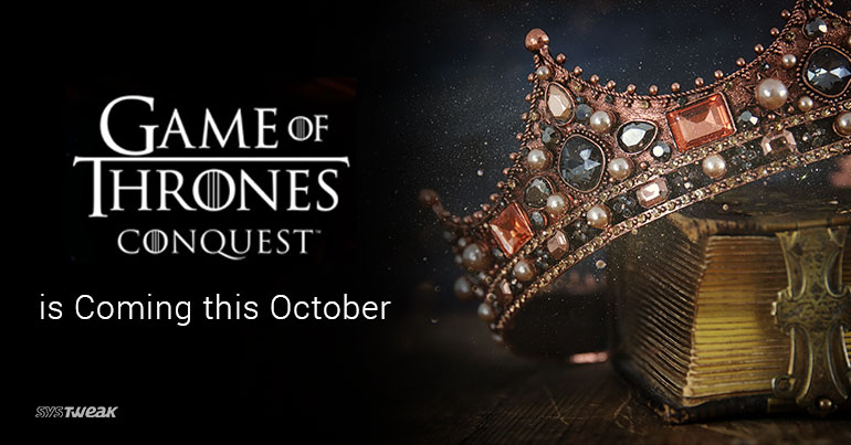 Ascend The Iron Throne With Game Of Thrones MMORPG