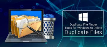 Best Duplicate File Finder software for windows 2017