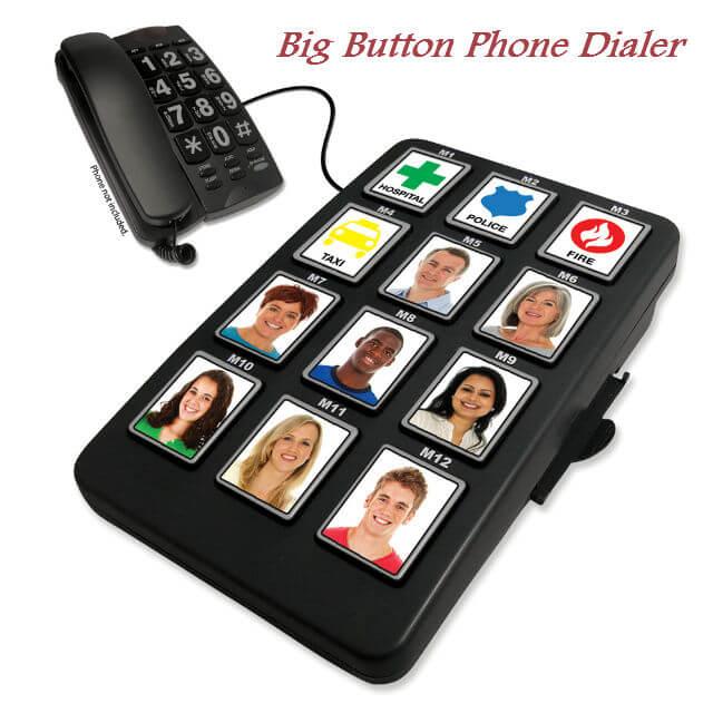 Big_ButtonPhoneDialer