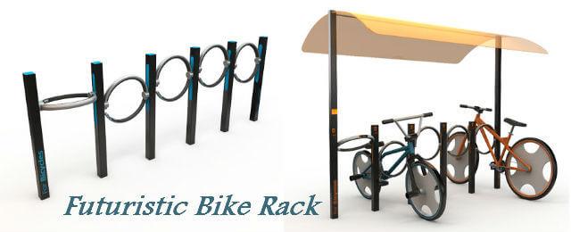 Restore bike rack