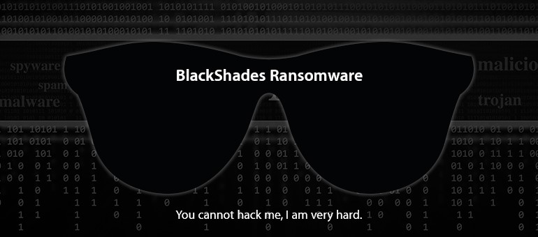 BlackShades Ransomware - Encrypts your Files and tease Security Researchers