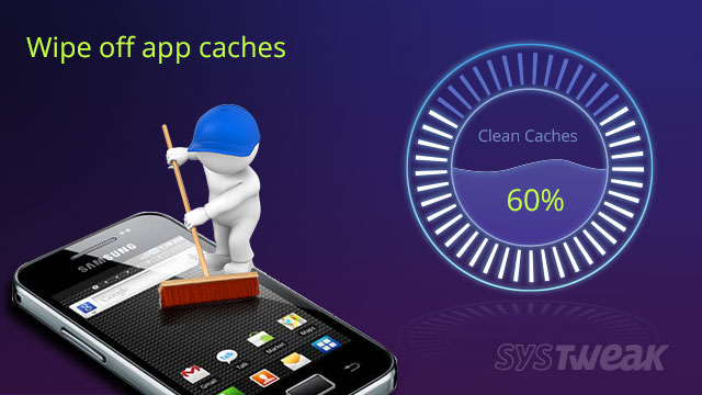 Clean Android Cache