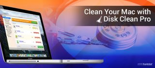 Clean Your Mac with Disk Clean Pro
