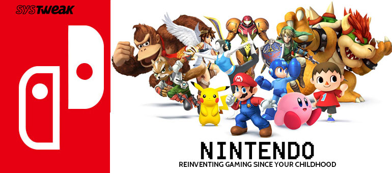 Nintendo: Reinventing Gaming Since Your Childhood