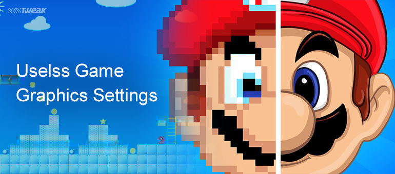 Video Game Graphics Settings You Don't Need