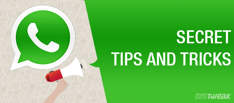 Whats app tricks and tips