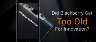 Did Blackberry Get Too Old For Innovation