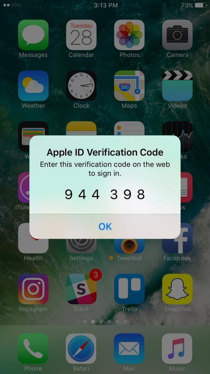 Disable Two-Factor Authentication 2