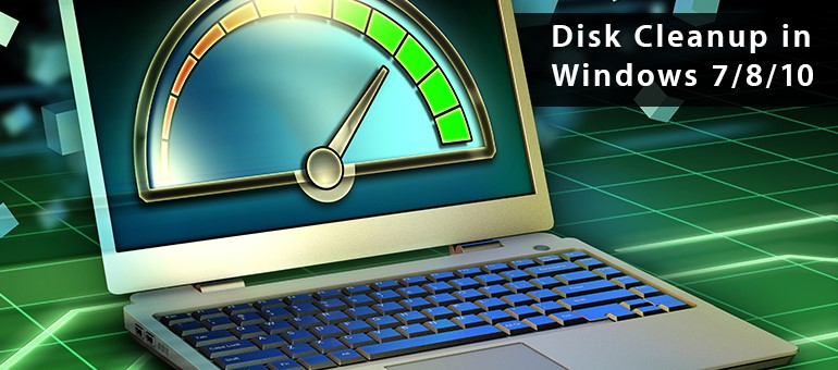 Disk Cleanup in Windows