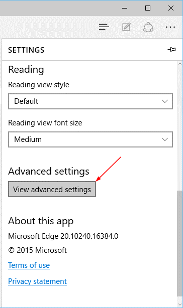 Enable and Disable Microsoft Edge's Prompt for Saving Downloads 1