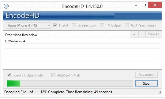 Encode HD- video converter for windows 2017