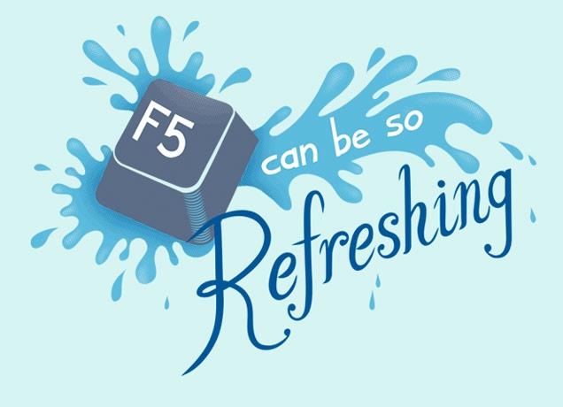 Refreshing the Desktop