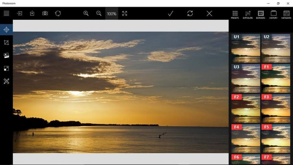 Fhotoroom-best photo editor software for windows