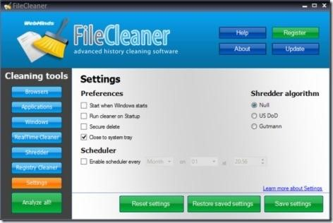 how to clean up system junk on windows