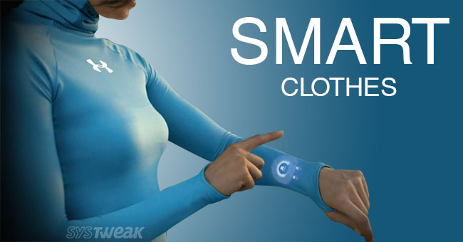 future smartclothes