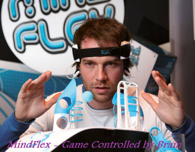 Games Controlled ByBrain