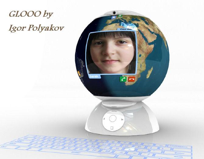 GLOOO by Igor Polyakov