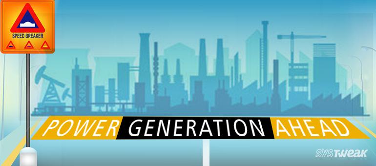 hidden-benefit-of-speed-breaker-as-power-generators