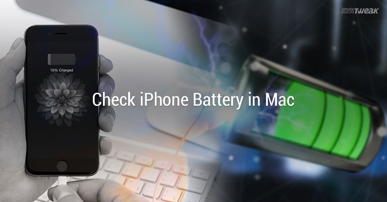 iphone battery check how to check iphone battery from mac 11634