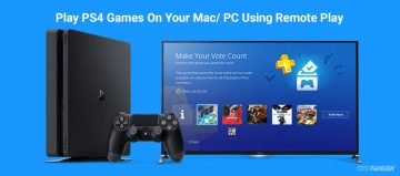 How To Play Ps4 Games On Pc Mac Using Ps4 Remote Play