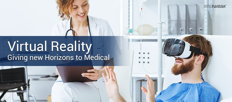 How Virtual Reality Is Changing The Face Of Healthcare Industry