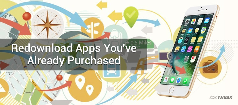 How to Download Apps For Which You've Already Paid