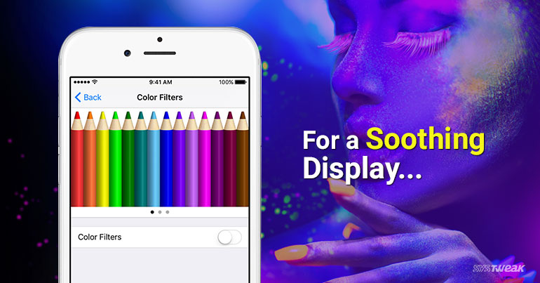How to Enable Color Filters on iPhone for Soothing Display