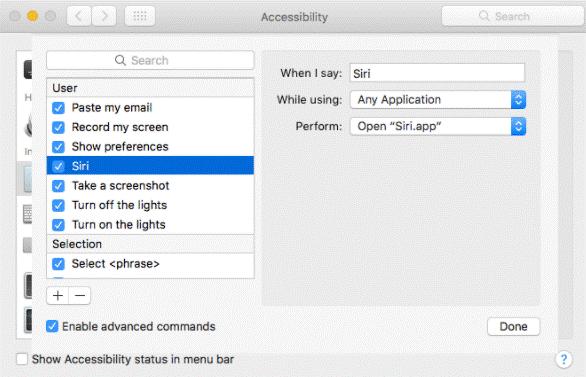How to Enable Hands-Free 'Hey Siri' On Mac OS Sierra