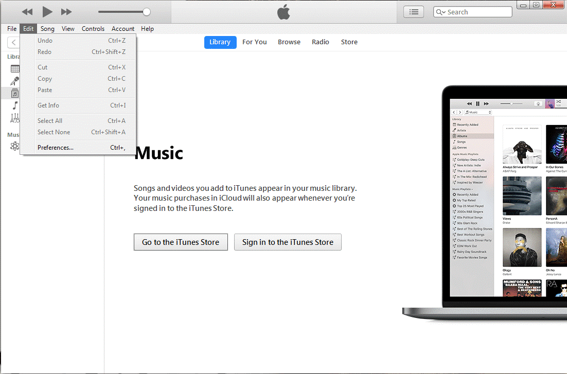 How to Import Music to iPhone from iTunes