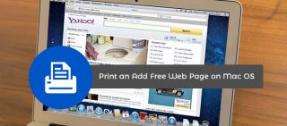 How to Print a Web Page without Ads from Mac OS