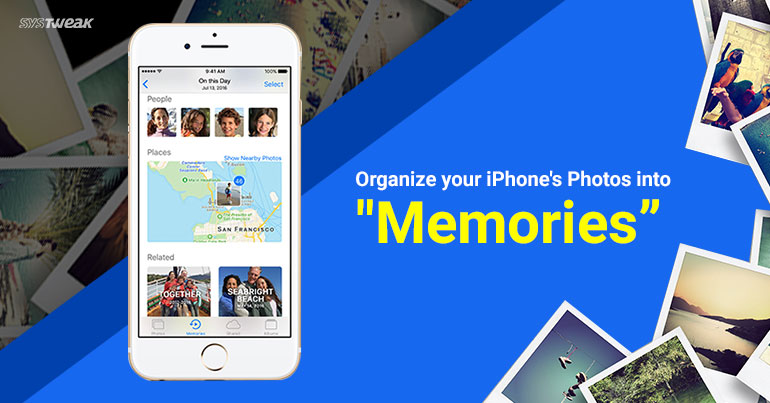 "How to Turn your iPhone Pictures into Beautiful ""Memories"""