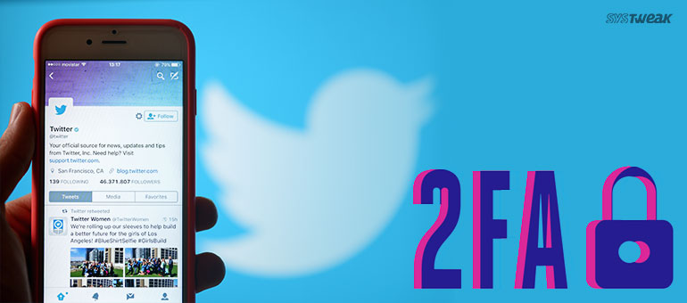 How to Use Two Factor Authentication on Twitter