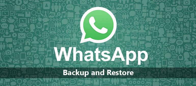 How to backup whatsapp chat messages