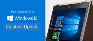 Fixing The Pesky Windows 10 Error Message