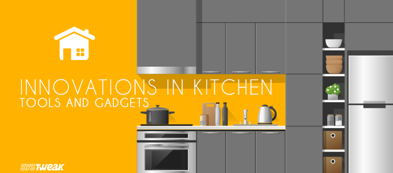 Innovations in Kitchen – New way of Chopping and Slicing