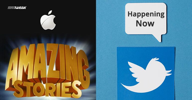 NEWSLETTER Apple Joins Hands With Steven Spielberg & Twitter Launches Happening Now