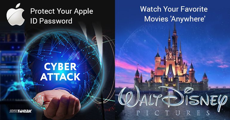 NEWSLETTER: New Cyberattack Targets Apple Passwords & Disney Presents 'Movies Anywhere'