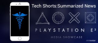 Newsletter Apple's Smartphone Clinic & Sony Dominates E3 2017